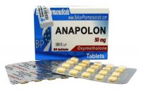 Anapolon (Oxymetholone) by Balkan Pharmaceuticals