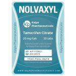 Nolvaxyl (Tamoxifen) by Kalpa Pharmaceuticals