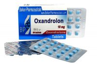 Oxandrolone by Balkan Pharmaceuticals