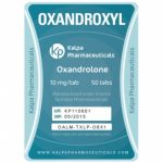 Oxandroxyl (Oxandrolone) by Kalpa Pharmaceuticals