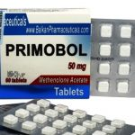 Primobol (Methenolone Acetate) by Balkan Pharmaceuticals