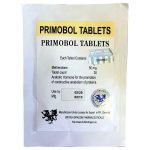 Primobol Tablets (Methenolone Acetate) by British Dragon