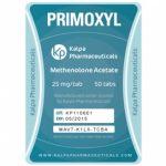 Primoxyl (Methenolone Acetate) by Kalpa Pharmaceuticals