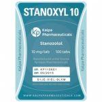 Stanoxyl (Stanozolol) by Kalpa Pharmaceuticals