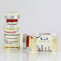 Equiplex 200 (Boldenone Undecylenate) by Axio Labs